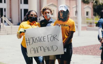 Prosecuting Ahmaud Arbery's Killers